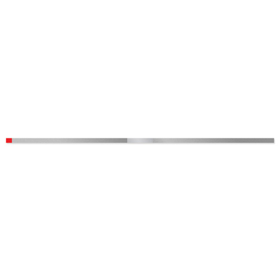 GF25F Fine Red Single-Sided Narrow Gateway Flex Diamond Strip (10 Pack)