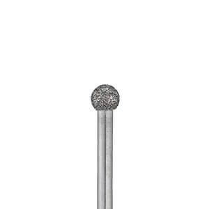 801.36.029 FGSurg Medium Round Diamond (5 Pack)