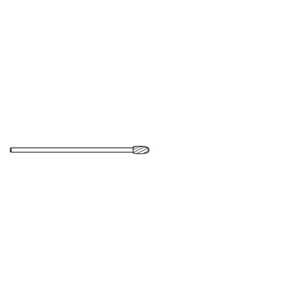 09-C0905 5.5 X 10.2mm Oval Bur