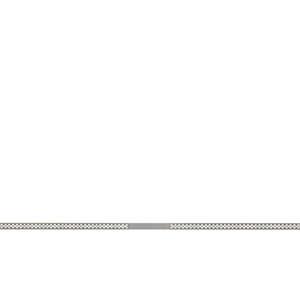 WS25 Medium Blue Single Sided Narrow Diamond Strips (10 Pack)
