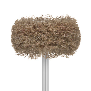 25025HP Coarse ScotchBrite Brush (12 Pack)