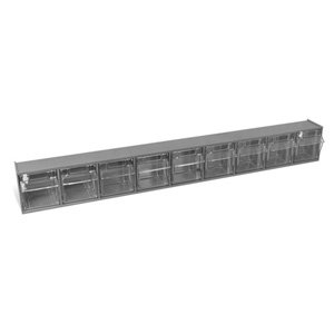 252187GY Small 9 Drawer Storage Bin for LGI