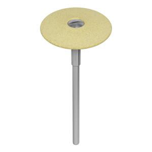 4002.HP ZirPro Coarse Yellow Knife Edge/Abrasive Stone