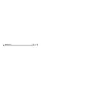 KM95901N 4.0 X 8.0mm Oval 58.4mm