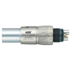 NSK PTL-CL-LED III Coupler With LED Light For 6-Hole Tubing ( P1001601 )