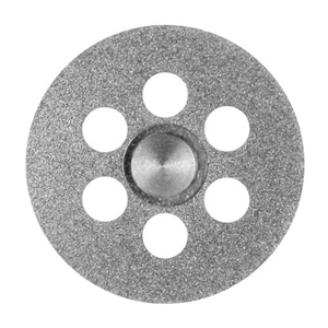 918PB.11.220 HP Medium Flexible Perforated Double Sided Diamond Disc