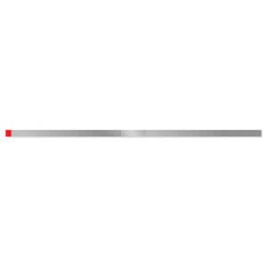 GF37F Fine Red Single Sided Wide Gateway Flex Diamond Strips (10 Pack)