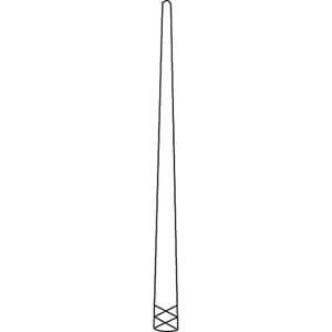 GP60 Gutta Percha & Paper Points, Standard 60, Taper 02 (120 Pack)