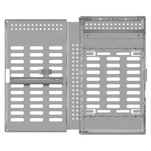 HINSTC07  7-Count Cassette with Instrument Rack