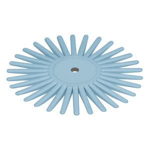 SFL26CHP Dialite® Feather Lite™ Single Layer Coarse Blue Polisher (10 Pack)