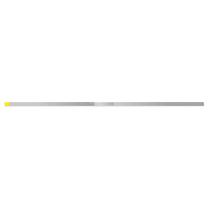 WS25EF Extra-Fine Yellow Single Sided Narrow Diamond Strips (10 Pack)