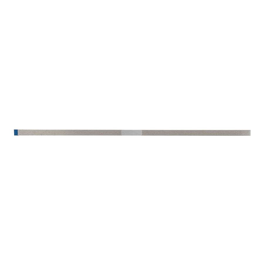 DS37D Medium Blue Double Sided Narrow Diamond Strips (10 Pack)