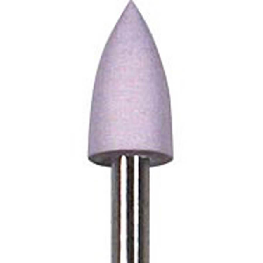 BRIO232RA Sterile ET BrioShine Illustra Dark Purple Knife Edge Silicone Rubber Composite Polisher (10 Pack)