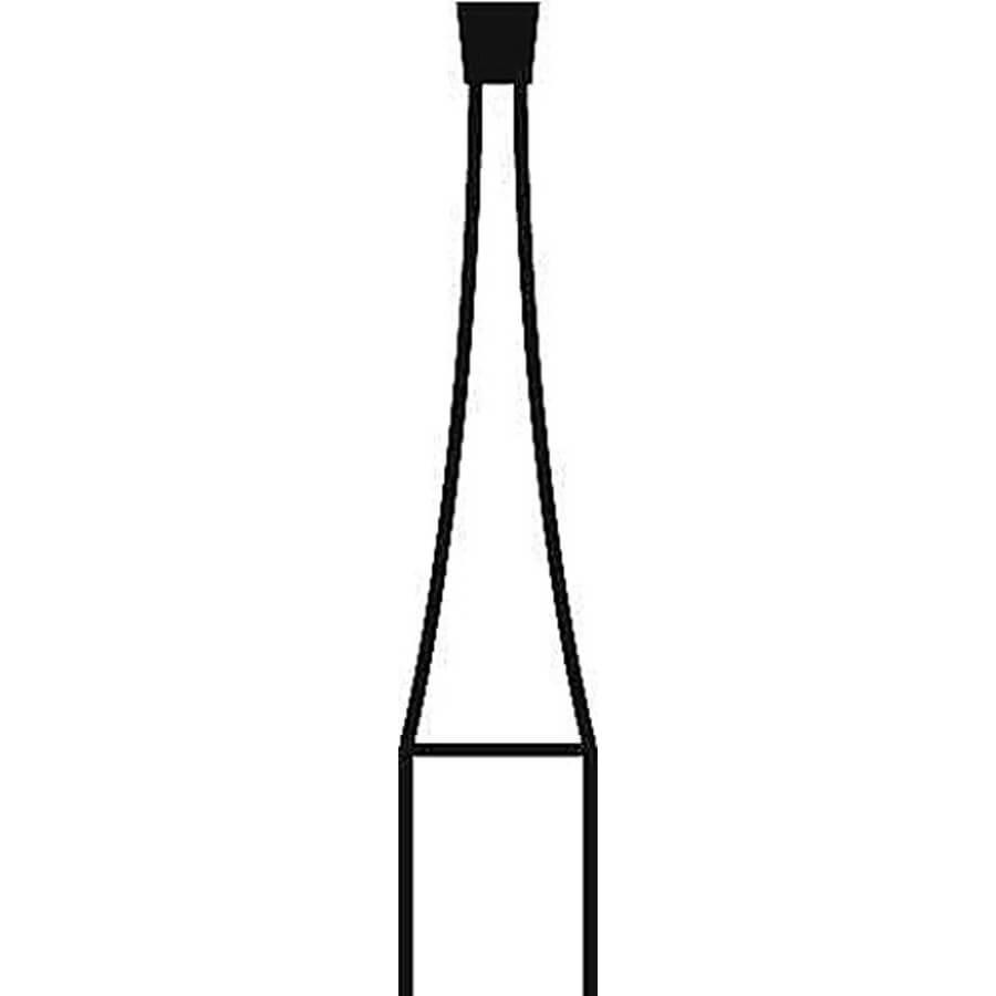 35 FG Inverted Cone Carbide H2.31.010