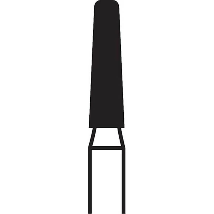 846KR.31.016 FG Medium Modified Flat End Cylinder Diamond (5 Pack)