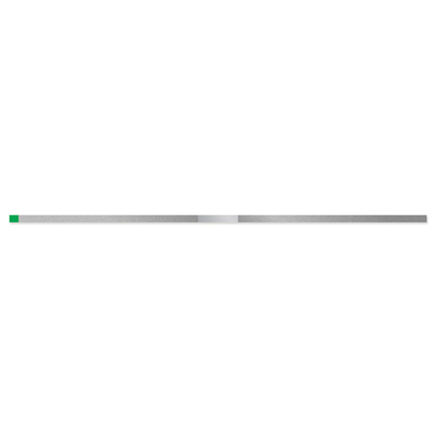 DS25C Coarse Green Single-Sided Narrow Diamond Strips (10 Pack)
