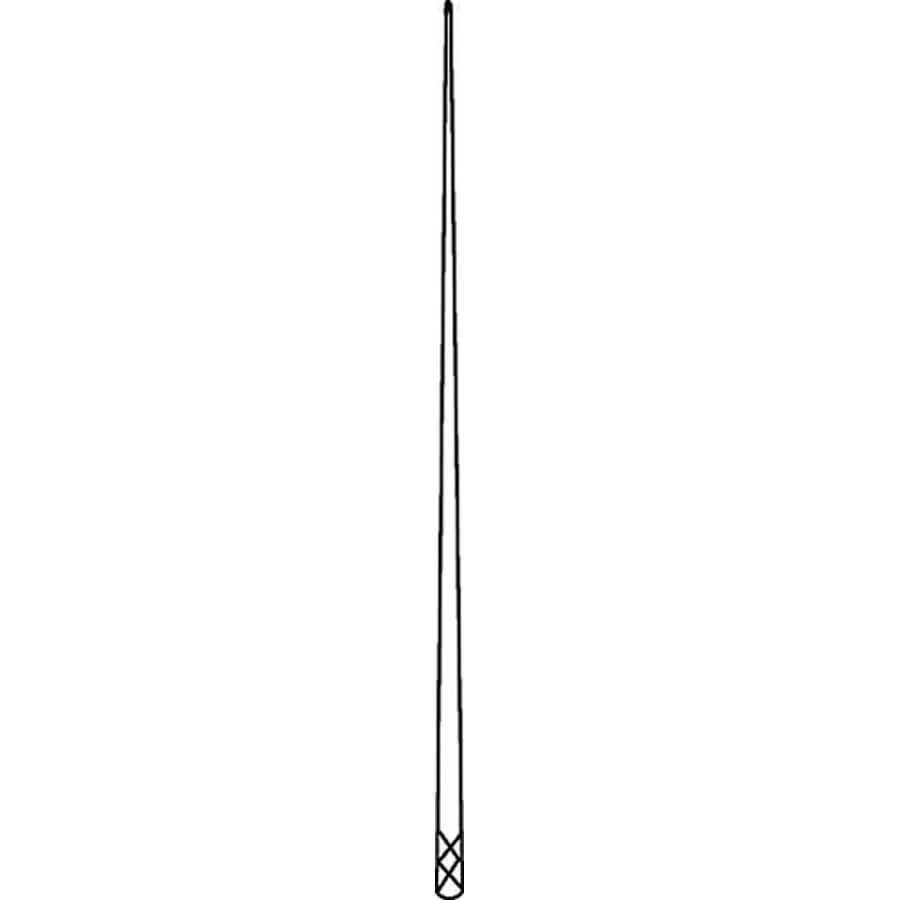 GP15 Gutta Percha & Paper Points, Standard 15, Taper 02 (120 Pack)