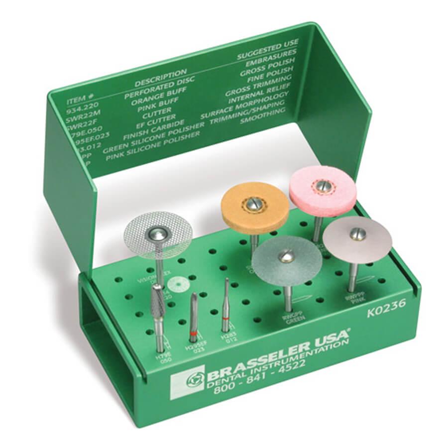 K0236 Brady: Provisional Adjusting & Polishing System