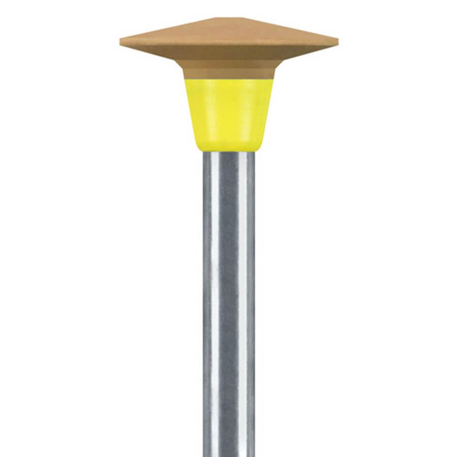 W18FZR.RA RA Dialite ZR (Zirconia)  Orange Fine Knife Edge Intra-Oral (5 Pack)