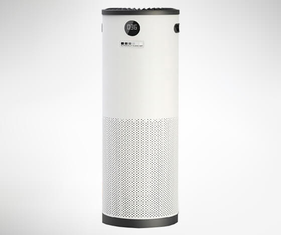 Surgically Clean Air - JADE Air Purification System