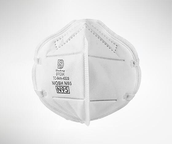 NIOSH-approved N95 Particulate Respirators