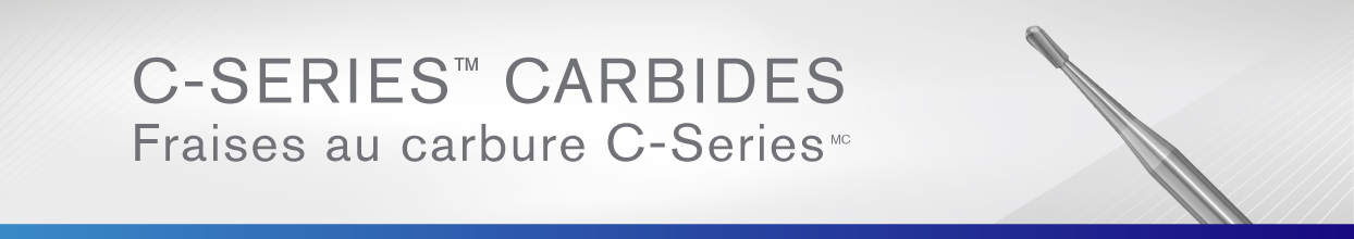 Peter Brasseler C-Series Carbides