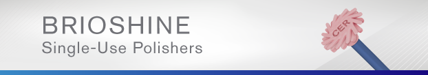 BrioShine Single-Use Polishers