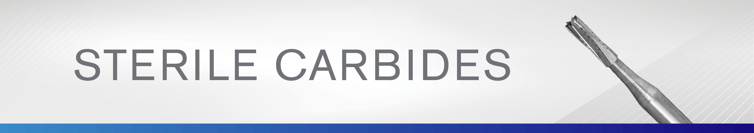 Sterile Carbides
