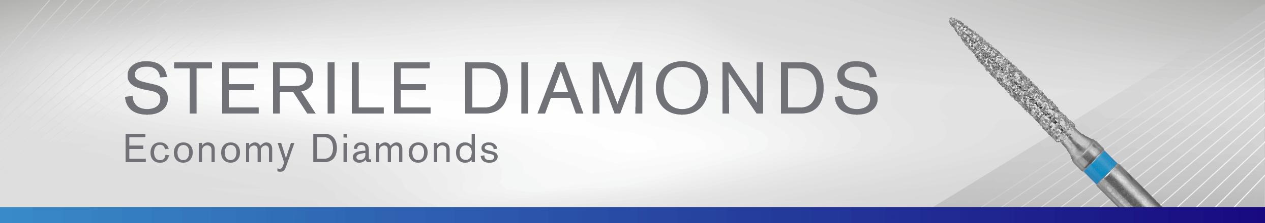 Sterile Economy Diamonds