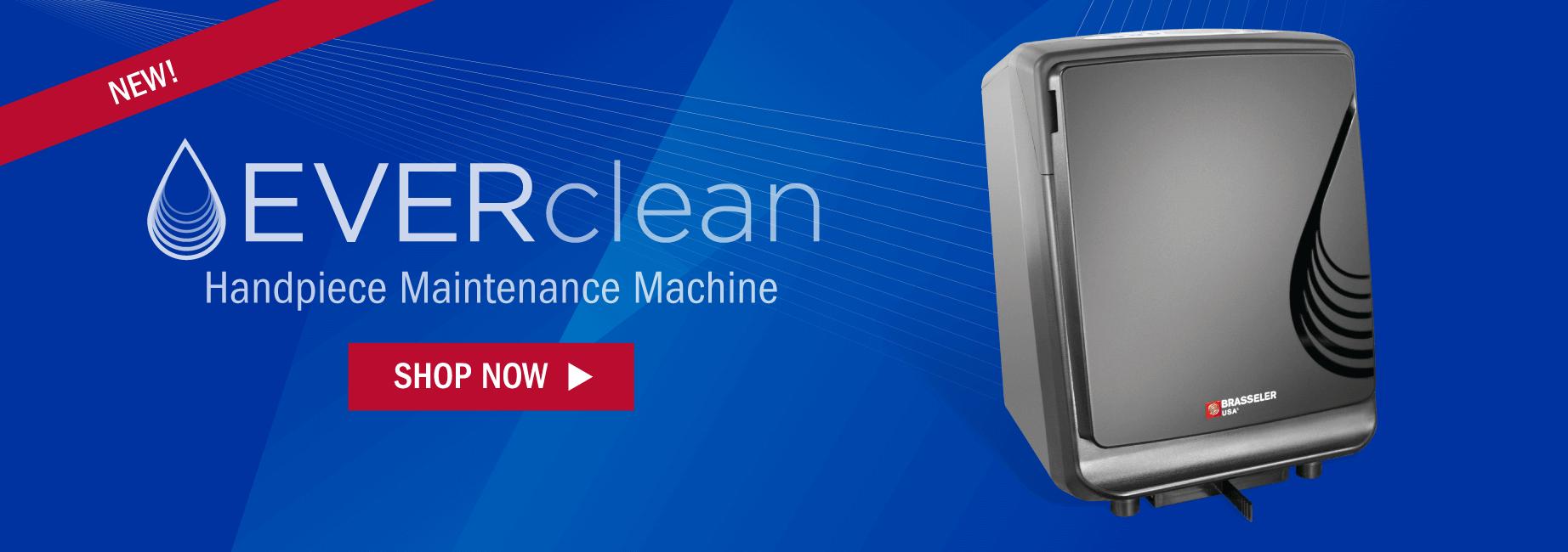 New! EvenClean Maintenance Machine