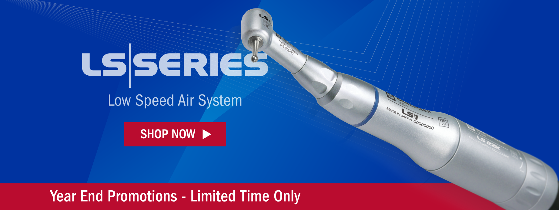 LS Series Low Speed Air System