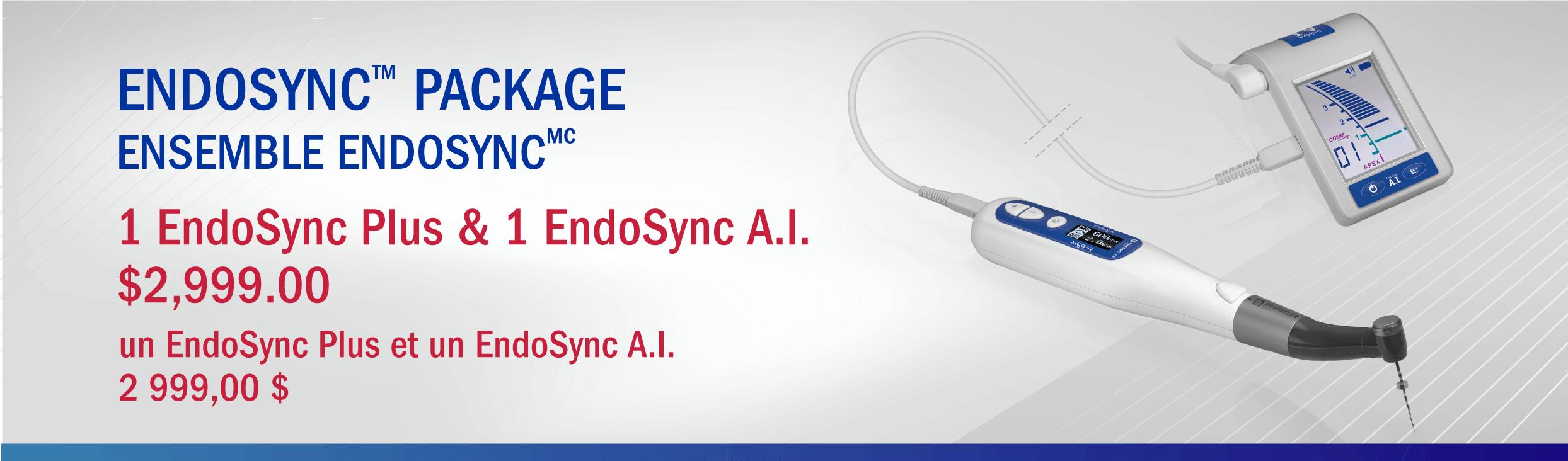 EndoSync Plus Bundle