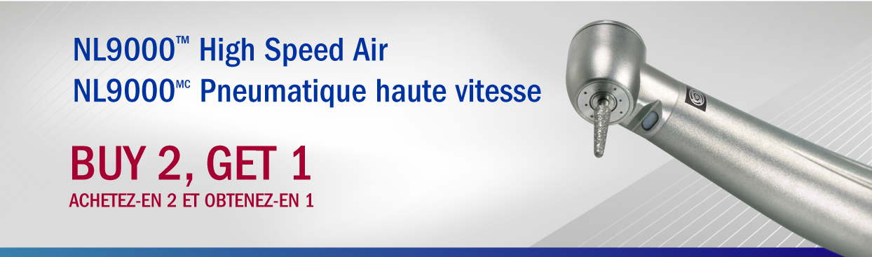 NL9000 HighSpeed Air Buy 2 at Special Price, Get 1