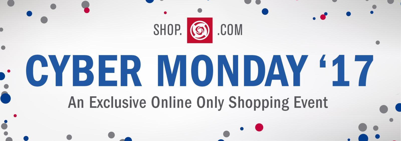 Cyber Monday '17. An Exclusive Online Shopping Event with BrasselerUSA.