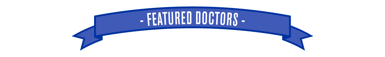 Featured Doctors