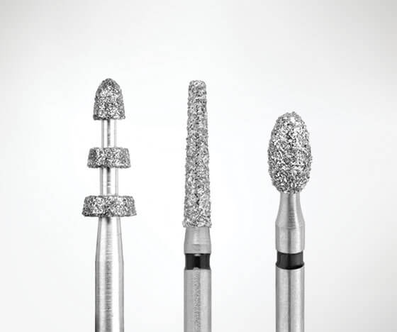 Shop Premium Quality Dental Diamond Burs from Brasseler USA