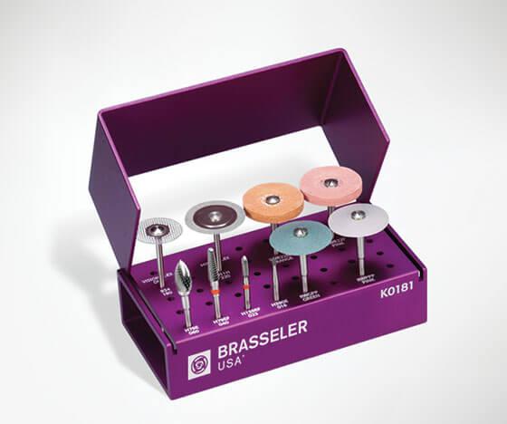 Brasseler Customizable Dental Kit