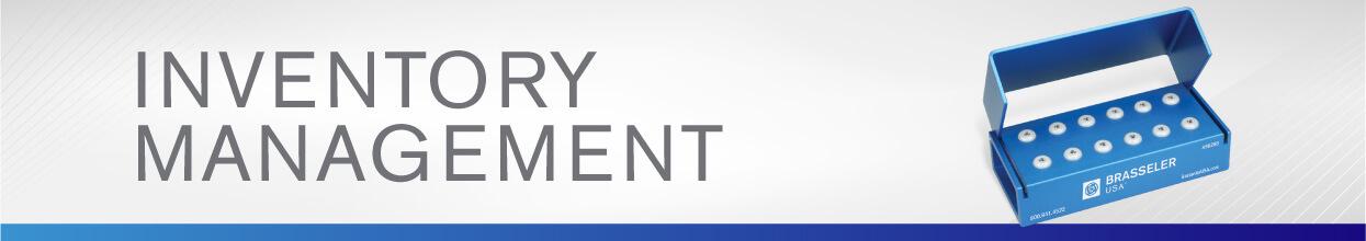Inventory Management - Brasseler USA